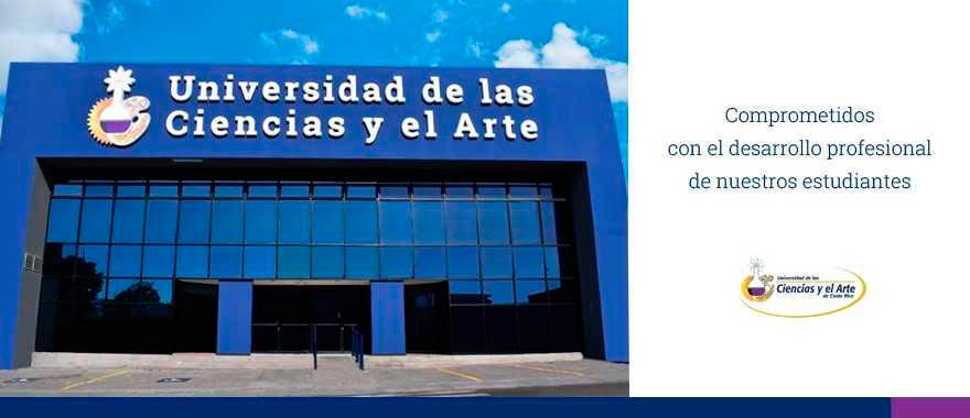 Universidad de las ciencias y el arte for Universidad de arte